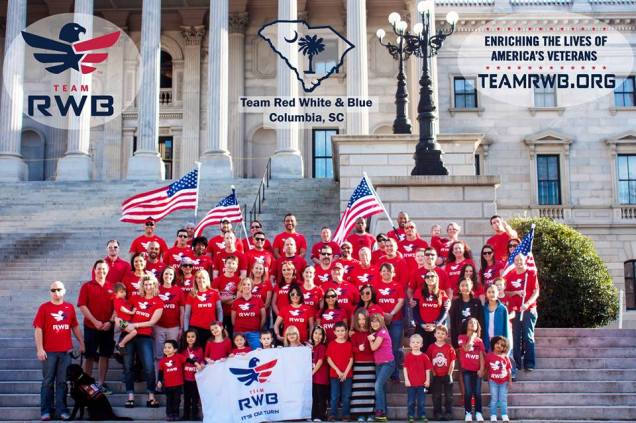 Team RWB, Columbia, SC Chapter