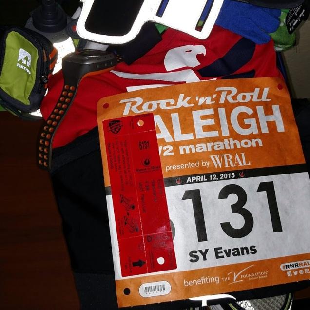 Race Ready....