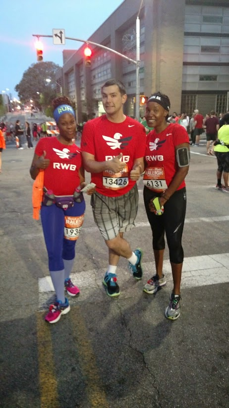 Team RWB ready to Rock and Roll Raleigh!!!