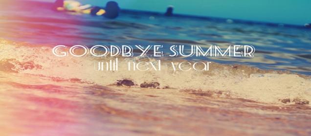 goodbyesummmmer
